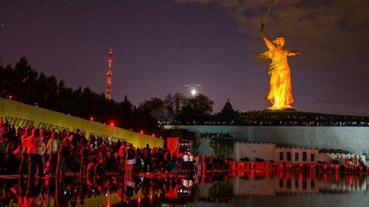 В Волгограде готовят грандиозный салют для «Света Великой Победы»