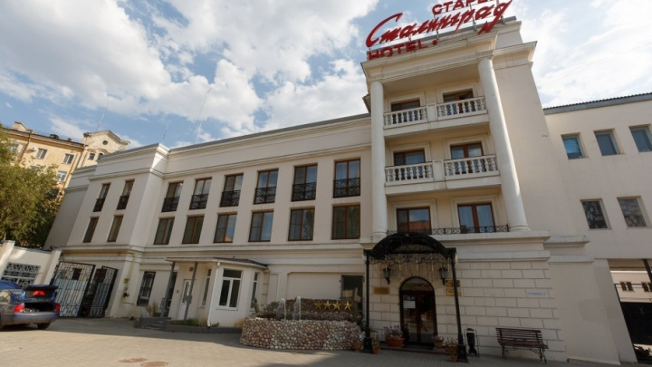 В Волгограде могут снести гостиницу «Старый Сталинград»