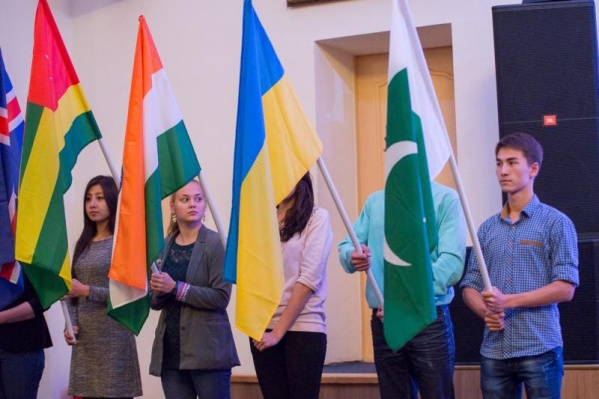 Сейчас в САФУ учатся более 700 иностранных студентов из 47 стран мира