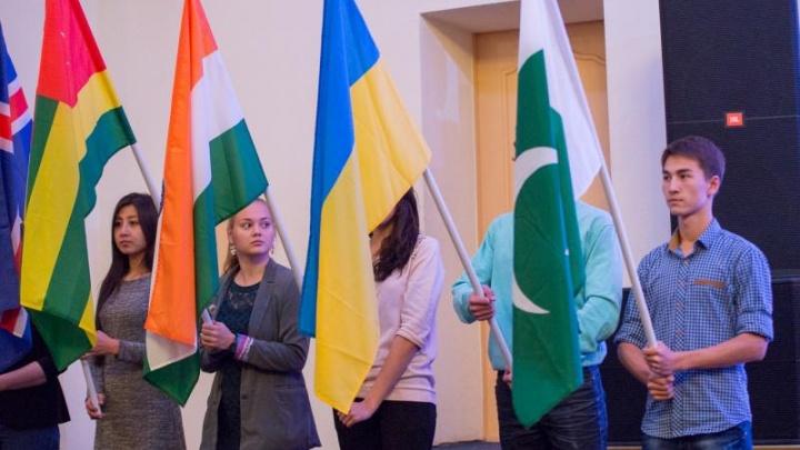 В 2017-м САФУ покорили около сотни абитуриентов из Европы, Латинской Америки, Африки и Ближнего Востока