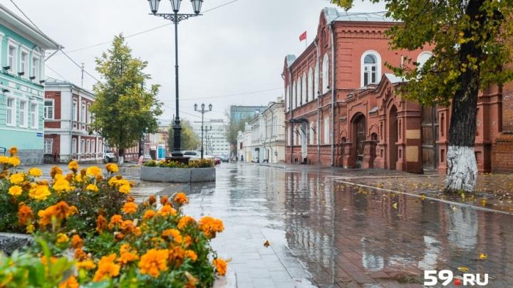 Власти Перми направят 170 миллионов рублей на жильё, дороги, скверы и благоустройство дворов