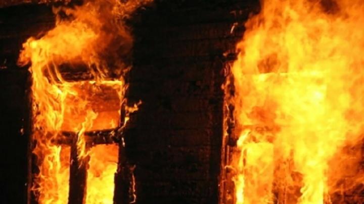 Пенсионеры, приехавшие отдохнуть на дачу, сгорели в своем доме