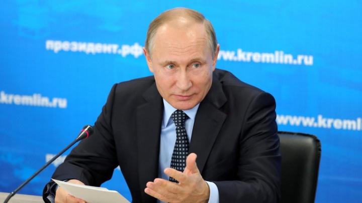Недетский разговор: волгоградские дети просят у Путина каток, пляж и спасти школу