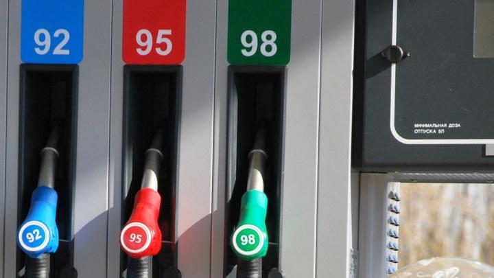 В Архангельской области за две недели «взлетели» цены на топливо