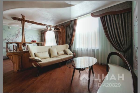 Квартира в Народном переулке самая дорогая не только в Ярославле, но и в ЦФО