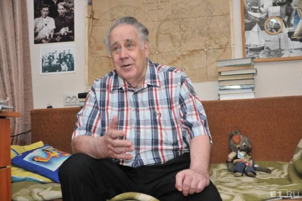 Владислав Крапивин претендует на престижную литературную премию.