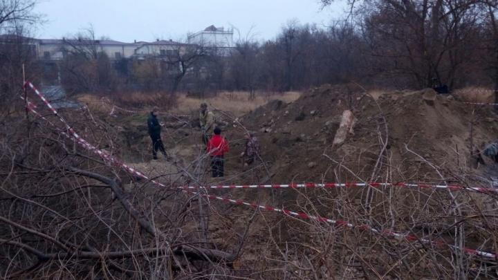 В Волгограде не знают, что делать с останками защитников Сталинграда