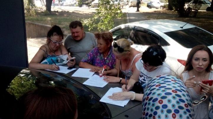 Число раненых при пожаре в центре Ростова увеличилось