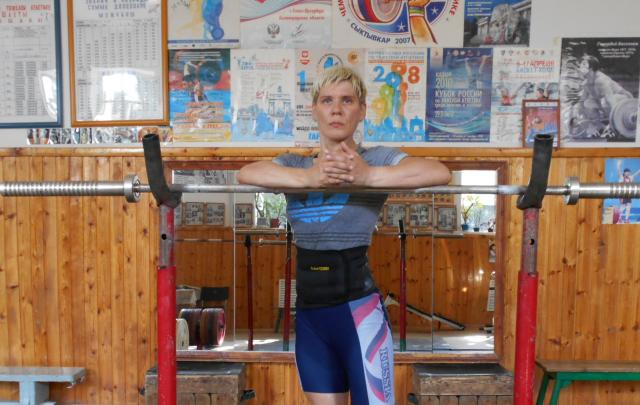 Роман со штангой: как жительница Ростовской области в 45 лет занялась тяжелой атлетикой