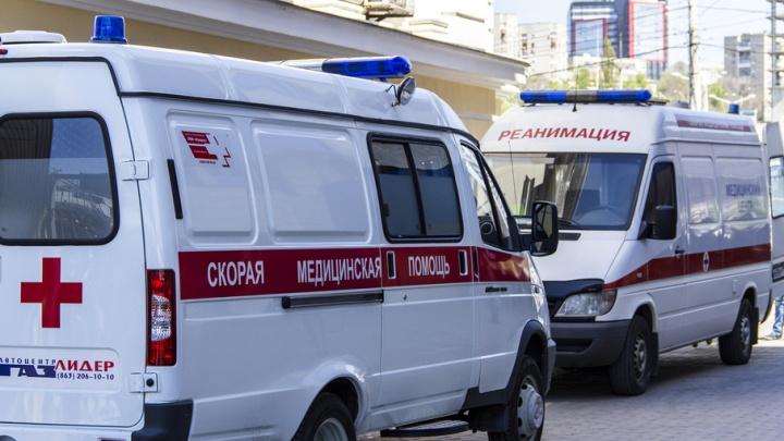В Ростове четверо человек пострадали в ДТП