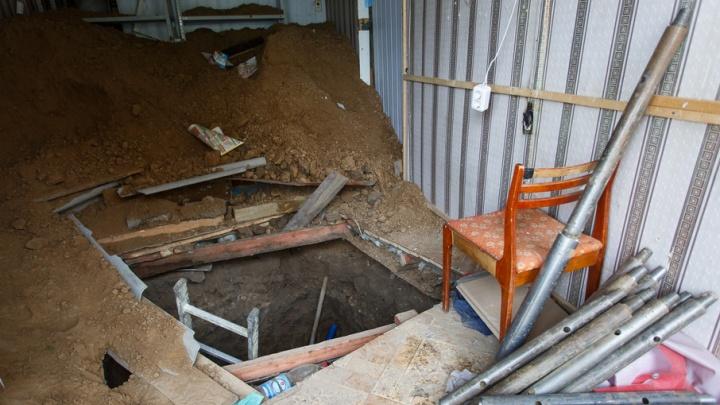 Ставшую причиной взрыва в Волгограде незаконную врезку делали из подкопа в торговом павильоне