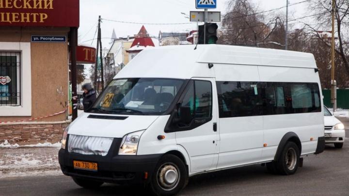 Запустить в Тарманы большие автобусы обещают после строительства улицы Академика Сахарова
