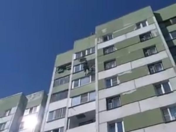 кадр из видео/Мегаполис/vk.com