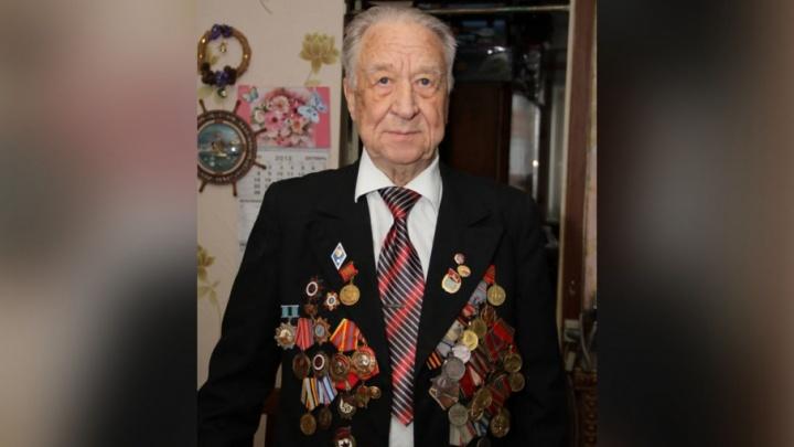 В Архангельске ушёл из жизни ветеран Великой Отечественной войны Юрий Дьяков