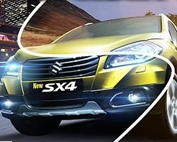 Suzuki New SX4 уже в Волгограде