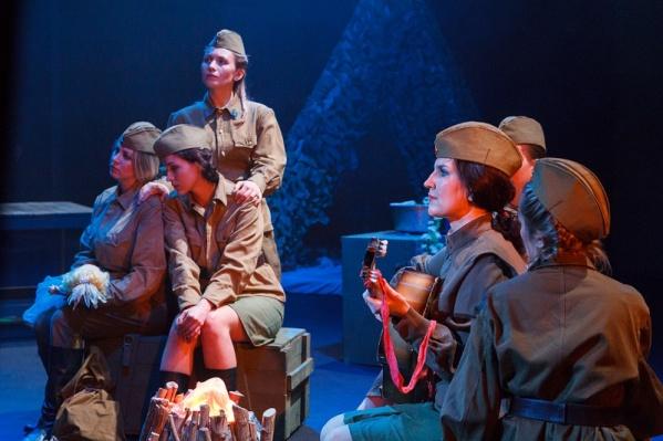 К 75-летию победы под Сталинградом театры подготовили особые спектакли