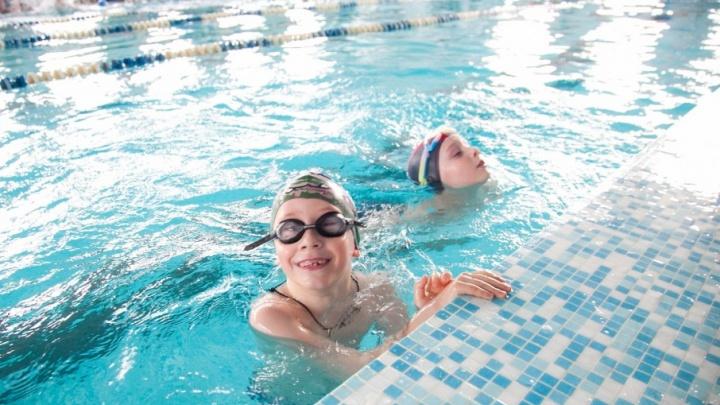 Северодвинских первоклассников бесплатно научат плавать