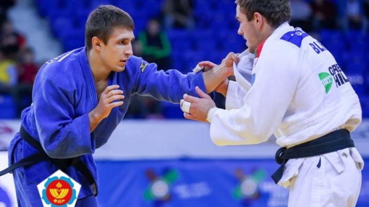 Челябинец завоевал серебро молодёжного первенства Европы по дзюдо