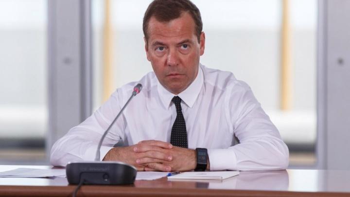 Дмитрий Медведев: «Вода в Волге скоро может стать непригодной для человека»