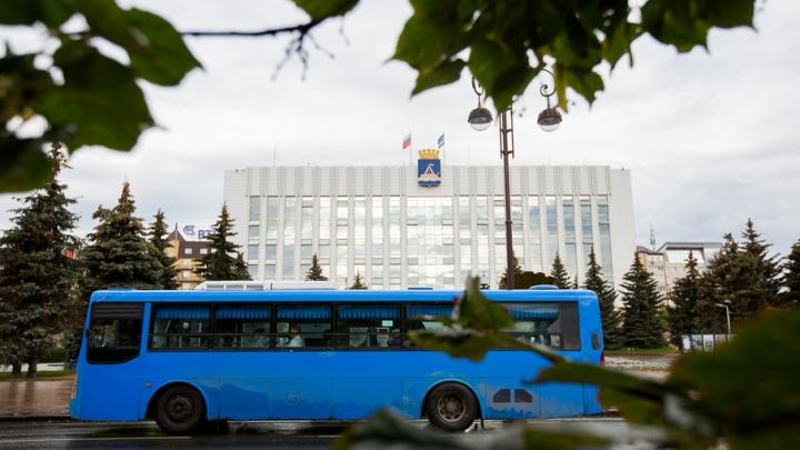 Тюменский автобус-экспресс курсирует по новому расписанию