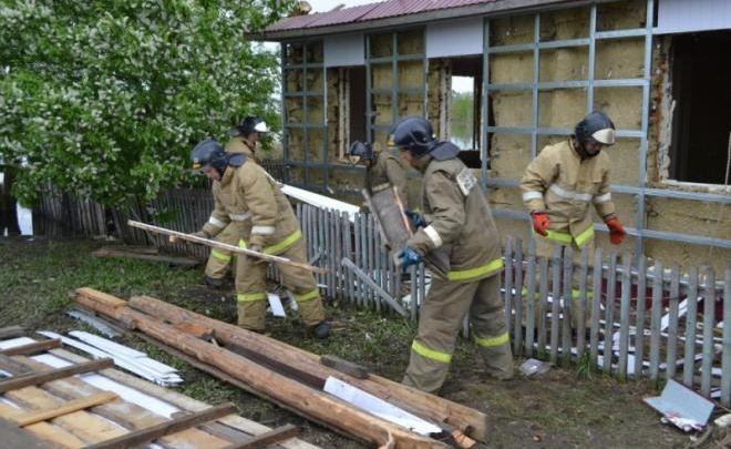 Паводок в Ишиме: 12 домов решили снести