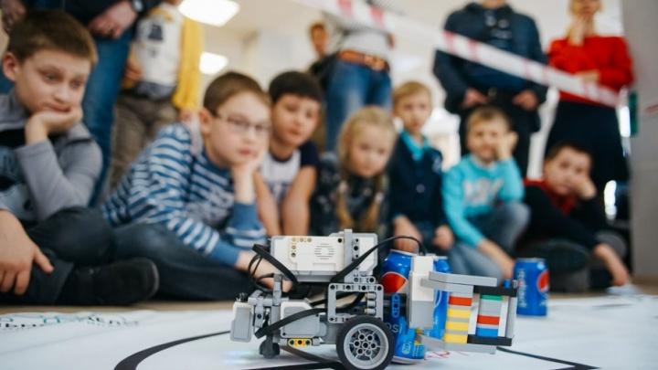 Школа робототехники be_robotics стала официальным представителем Робофеста