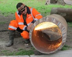 «Водоканал» провел реконструкцию на очистных сооружениях Ростова