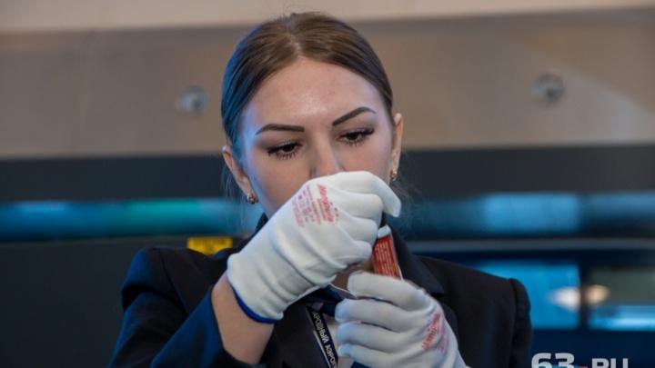 Нащупать взрывчатку: как сотрудники аэропорта Курумоч справились с отключением света
