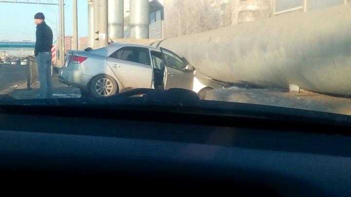 В Тюмени будут судить водителя-студента, по чьей вине в ДТП погиб его одногруппник