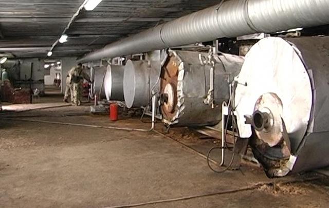 В Самарской области ликвидировали подпольную нефтебазу