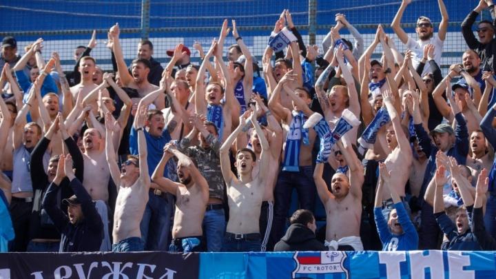 Последний шанс «Ротора»: волгоградцы победили со счетом 3:1 в решающем матче сезона