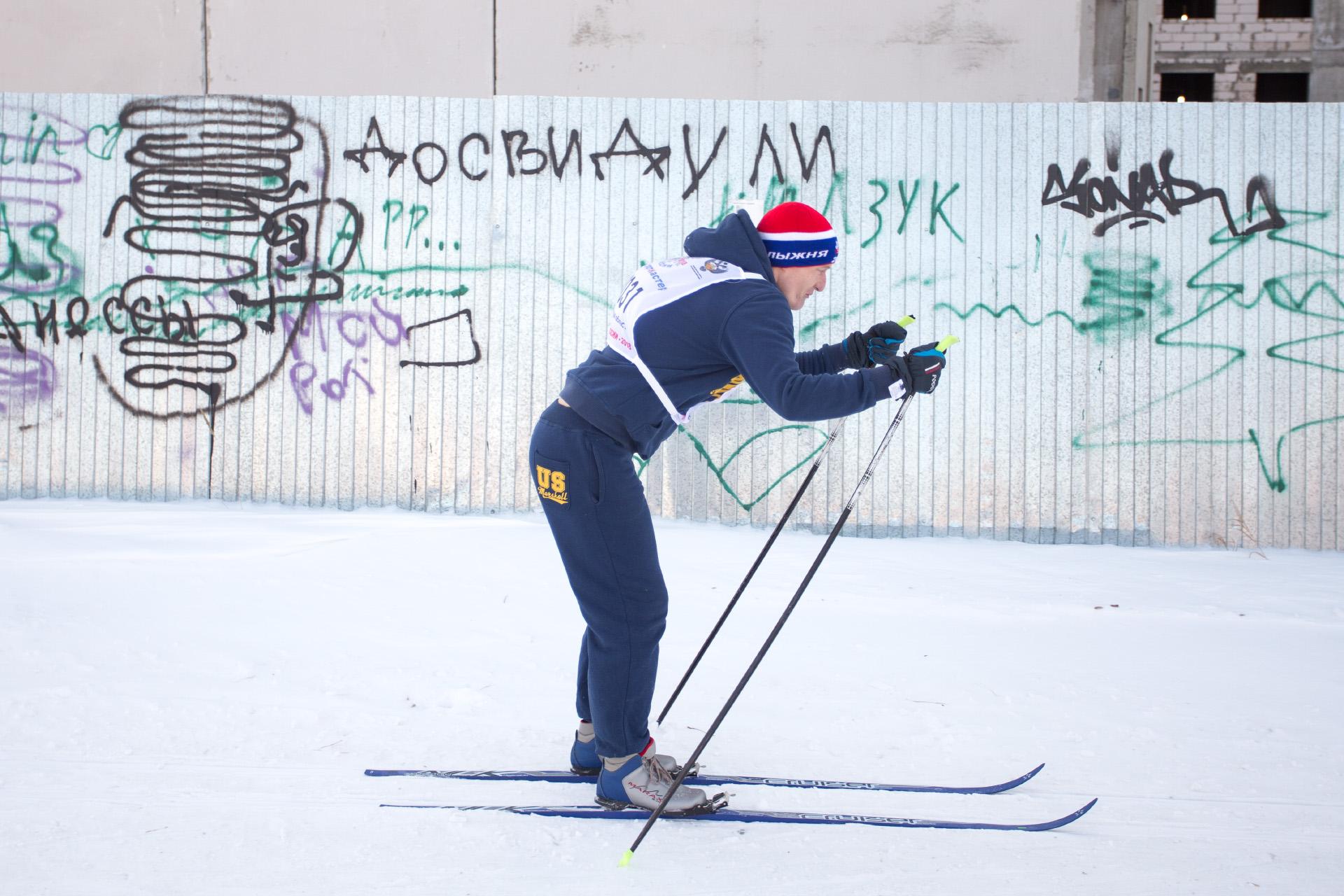 «Лыжня России» проходит в 74 регионах страны