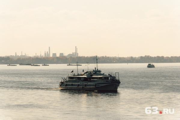 Самарский пассажирский речной флот пора обновлять