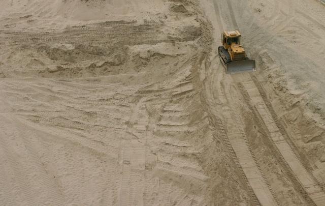 В Волгограде предпринимателя отдали под суд за НДС на песке