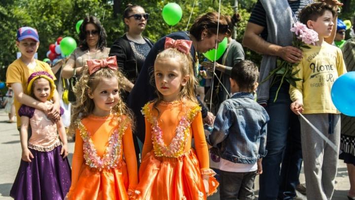 Тюнинг колясок и детский карнавал: в Ростове пройдет «Бал младенца»