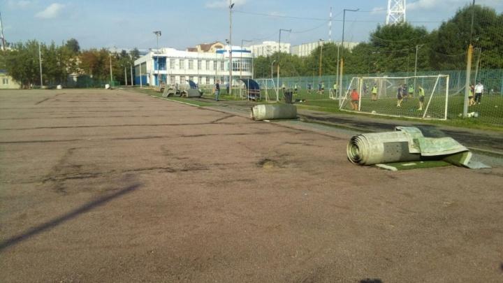 «Шинник» сможет принимать домашние матчи в Ярославле в конце октября