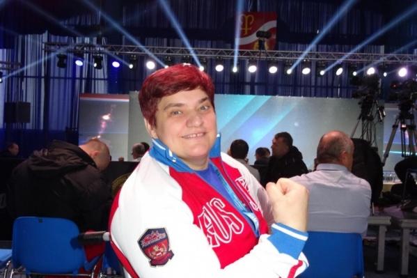 Ольга Бунина — девятикратная абсолютная чемпионка России и чемпиона мира — 2016