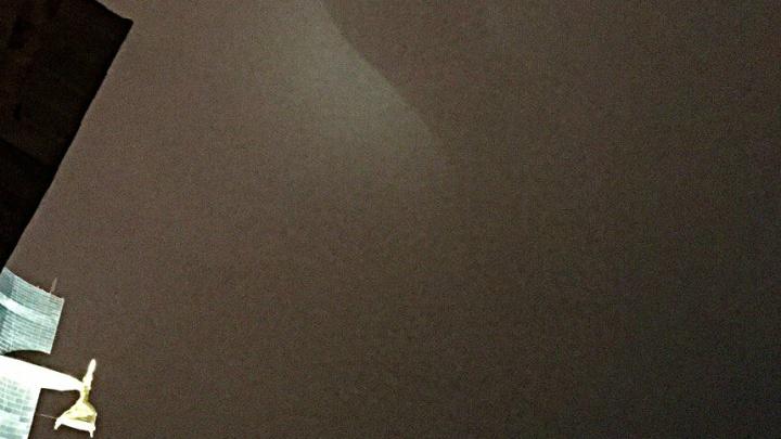 Жителей Ростова удивила тень стелы «Освободителям Ростова»