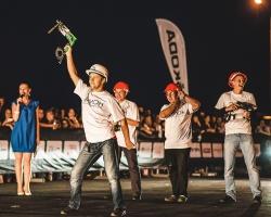 «Авторадио» устроило для тюменцев шоу на парковке