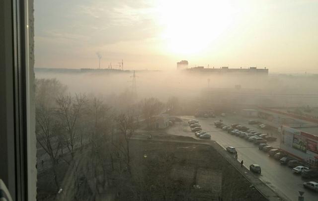 Смог вернулся в Челябинск и продлится до вечера вторника
