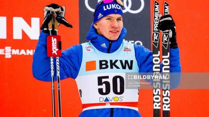 Болеем за наших олимпийцев: тюменский лыжник Александр Большунов поборется за медали в классическом спринте