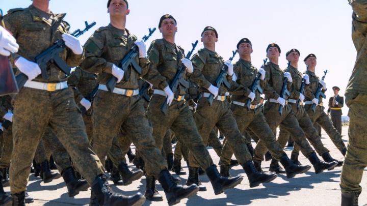 В Самаре военные протестируют женщин на нервно-психологическую устойчивость