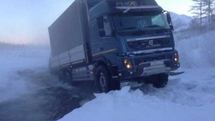 От двери до двери: «Вояж» начинает грузоперевозки в Нарьян-Мар автомобилями КАМАЗ