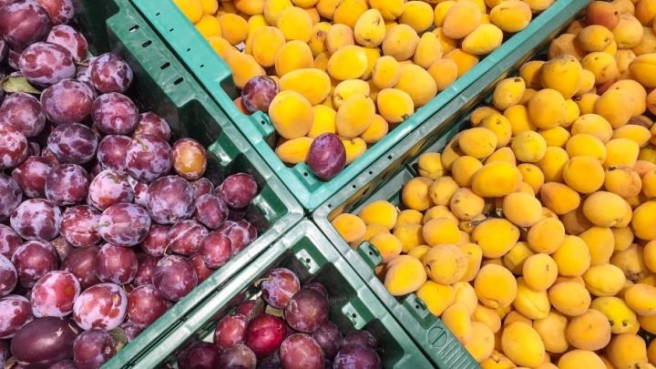 Сезонные овощи и фрукты помогают иммунитету