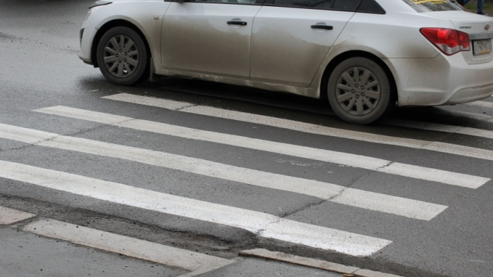 Водитель автомобиля ЗАЗ Chance сбил 17-летнего тюменца, переходившего дорогу по зебре