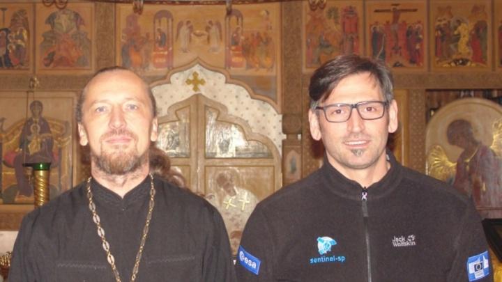 Итальянец сделал необычное пожертвование плесецкому собору