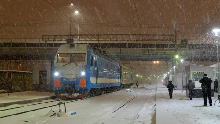 В Волгограде 12 февраля изменится расписание двух электричек