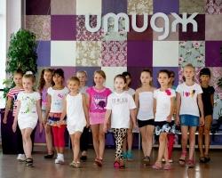 Участницы «Топ модель по-детски» готовятся к полуфиналу