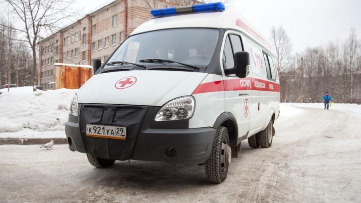 Архангелогородца нашли мертвым у приемного покоя больницы