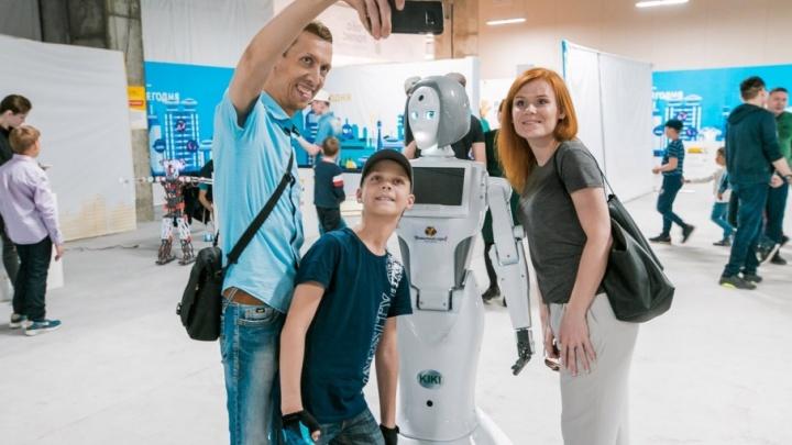 Роботы захватили Пермь — увидеть будущее можно уже сегодня